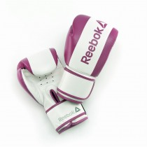 Reebok Boxing Gloves- Purple