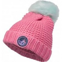 O'Neill, Girl's Mountain View Beanie,Pink Carnation