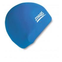 Zoggs Unisex Swimming Silicone Swim Cap