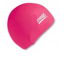 Zoggs Swimming Silicone Swim Cap