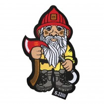 5-11 Men's Tactical Firefighter Gnome Patch- Multicolor