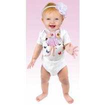 Just Add a Kid, Romper Butterfly Fairy , 1-2 years