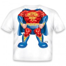 Just Add a Kid, T,Shirt Super Hero , 3-4 years