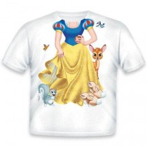 Just Add a Kid, T,Shirt Princess Forest , 3-4 years