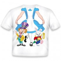 Just Add a Kid, T,Shirt Princess Wonderland , 4-5 years