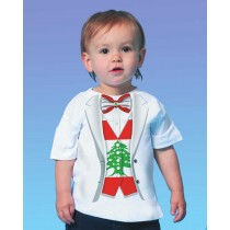 Just Add a Kid, T,Shirt Tux Lebanon , 3-4 years