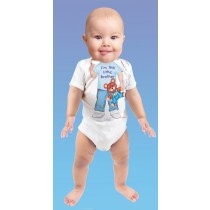 Just Add a Kid, Romper Brother Little , 1-2 years