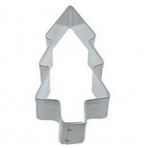 KitchenCraft, Christmas Tree Shaped Cookie Cutter, 9 cm