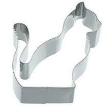 KitchenCraft, Cat Shaped Cookie Cutter, 9 cm