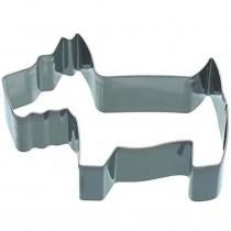 KitchenCraft, Dog Shaped Cookie Cutter, 9 cm, Medium