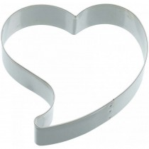KitchenCraft, Heart Shaped Cookie Cutter, 12 cm