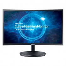 Samsung 24 inch, Curved monitor, Super-fast and smooth gameplay - LC24FG70FQMXZN