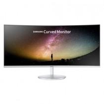Samsung, 34 inch, Curved Led Monitor - LC34F791WQMXZN