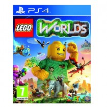 PlayStation 4, LEGO-WORLD