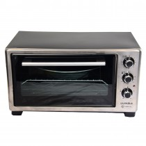 Luxell, Pastry 40 LITRE Oven, Black - LX-13575
