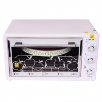 Luxell, Pastry Oven, White - LX-3585