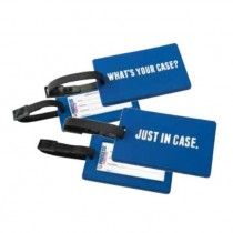 Princess Traveller, Luggage Tag 2 Pieces, Blue