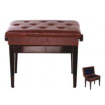 Conqueror Bench Piano- Brown