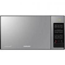 Samsung, Grill Microwave 40 Liters, Mirror - MG402MADXBB