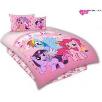 Drap D'Lit, Fitted Sheet Set , My Little Pony, 3 Pcs