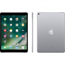 Apple iPad Pro, 10.5-inch,  64GB, WiFi, Space Gray - MQDT2
