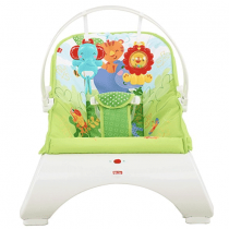 Fisher-Price Rainforest Friends Comfort Curve, Bouncer
