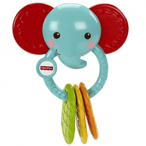 Fisher-Price Elephant Teether Peg