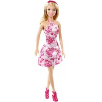 Barbie, Barbie's Life Fashion&Beauty, Pink