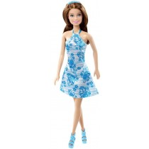 Barbie, Barbie's Life Fashion&Beauty, Blue