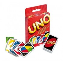 UNO, Clipstrip International Card Game