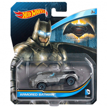 Hotwheels, Comics Character Cars Armored Batman