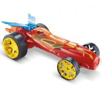 Hotwheels, Speed Winders Torque Twister Vehicle, Red
