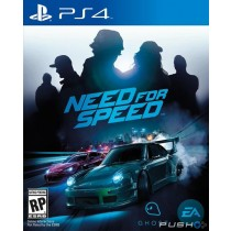 PlayStation 4, NFS BLUE ONLINE
