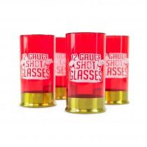 Mustard, Shotgun shell shaped shot glasses