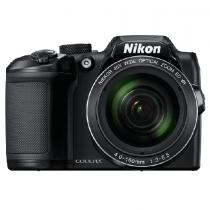 Nikon Coolpix B500, 16 Megapixels Compact Digital Camera, Black - NK017460