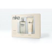 Nike, Woman The Perfume Gift Set, Eau De Toilette 75ml + Body Lotion 100ml
