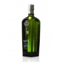 NO.3, London Dry Gin, 70 Cl