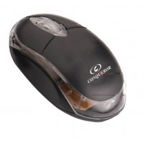 Conqueror USB Wired Optical Mouse 3 Buttons