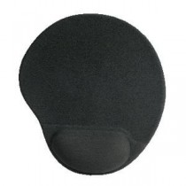 Top Comfort Wrist Gel Rest Support Mouse Pad Blue