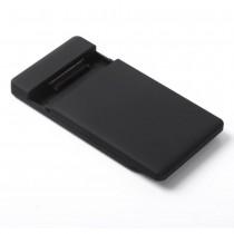 External Hard Disk Drive SATA III to USB 2.0 HDD Enclosure Portable 2.5 Inch