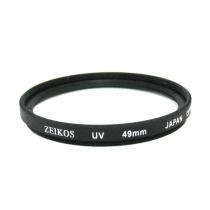 Top filter 49mm Multi-Coated UV Filter - P660
