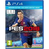 PlayStation 4, PES-2018 - ARABIC