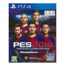 PlayStation 4, PES 2018 - ENGLISH