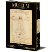 Clementoni, Museum Collection Leornardo Puzzle 500 pieces