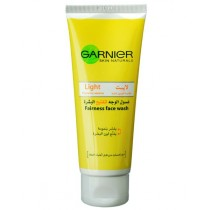 Garnier Skin Naturals Light Fairness Face Wash 100ml