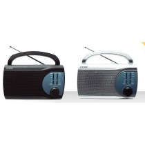 Coby AM / FM Radio Portable - CXR205