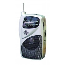 Quantum AM / FM Radio Portable - C6