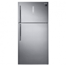 Samsung Top Mounted Refrigerator, Twin Cooling Plus, 585 Liters, Silver - RT58K7010SL