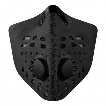 RZ mask, Splat Black Regular
