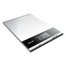 Sencor, Kitchen Scale, Stainless Steel, SKS-53-05